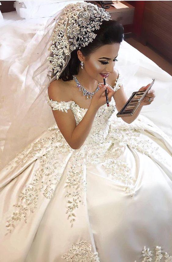 Les plus belles mariées du monde - Votresalledemariage.