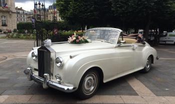 Location voiture mariage slc com Paris (Paris)