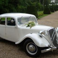 Citroën Traction 15 Six