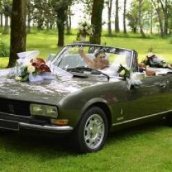 Peugeot cabriolet V6
