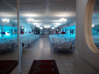 Bienvenue aux salons sabrina reception 93