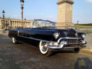 Cadillac bubble top limousine 1959 location mariage cady cruise paris 75
