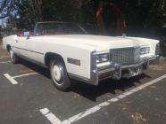 Cadillac fleetwood eldorado 1976 location mariage cady cruise paris