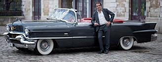 Voitures de collection : Venez découvrir les plus belles Cadillac de Paris des années 50 à 60 et 70 à 90