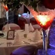 Carre vert decoration florale de mariage 77