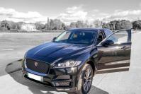 Cars agency automobile voiture jaguar f pace