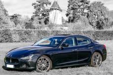 Cars agency automobile voiture maserati ghibli