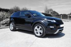 Cars agency automobile voiture range rover evoque