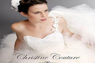 Robes de mariee Christine couture