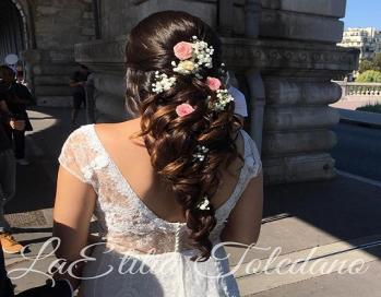 coiffure esthétique mariage 95