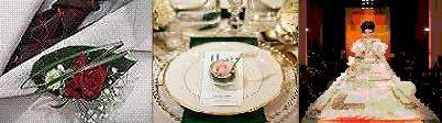 Tableau d'inspiration mariage,pour votre mariage en région Parisienne