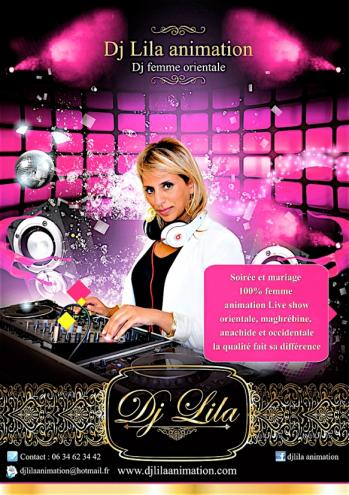 Dj lila animation 93