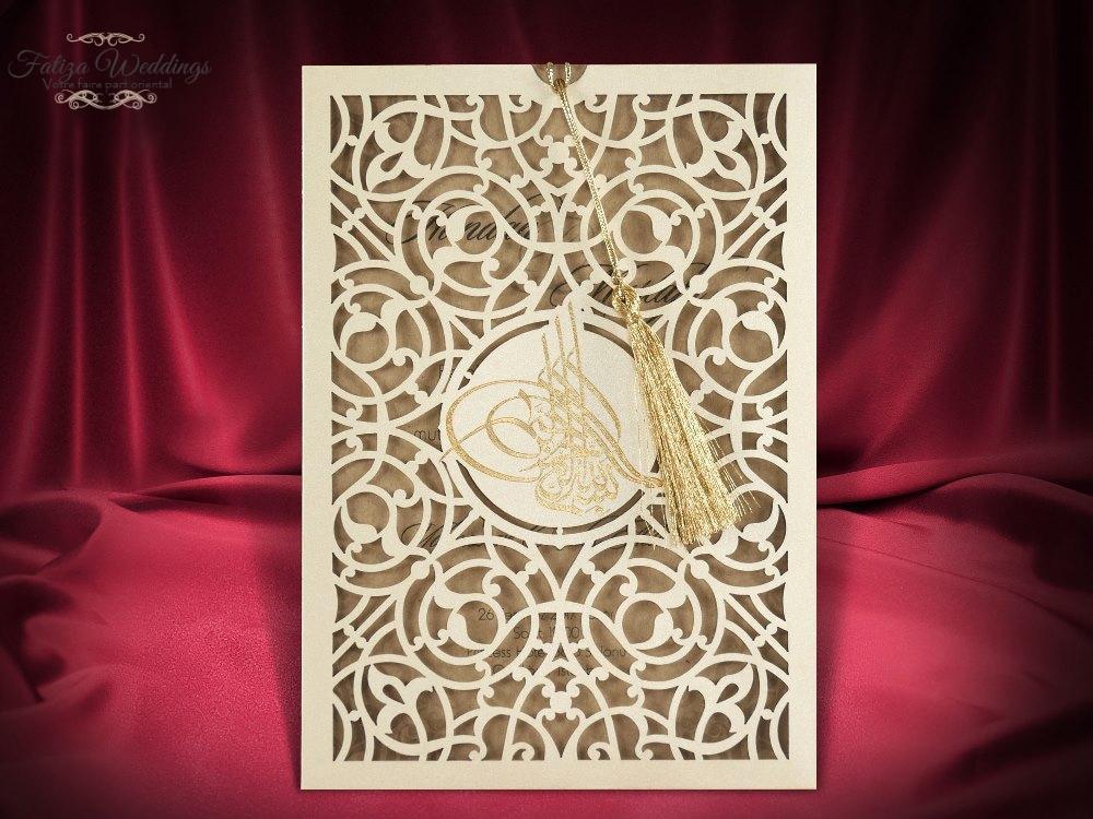 Invitation Ottoman