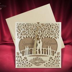 Mariés sur le pont