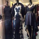 Boutique de vente de robes de soirée Paris