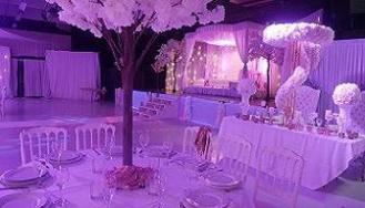 Location de salle pour réception à Vernouillet 78 (fiançailles,mariage,anniversaire,baptême)