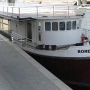 Le boreas location bateau pour mariage 94