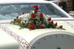 Location voiture mariage modèles de luxe Paris