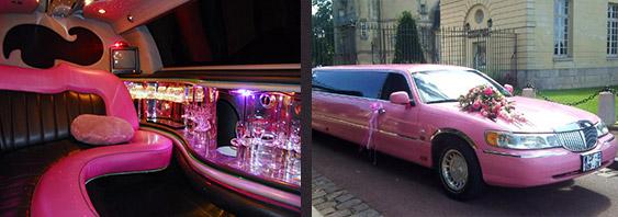 Voiture pour mariage,Majestic limousine - Essonne 91