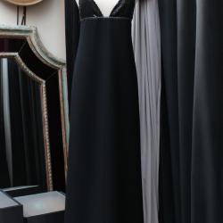 Longue robe du soir noire à paillettes Courrèges 1 300,00 €