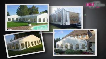 Accueil :  Chapiteaux et tentes de réception -1001 Fêtes - dans les Yvelines 78