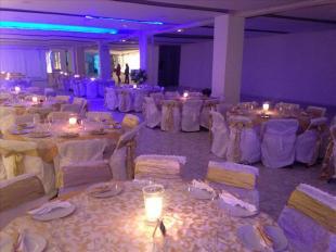 Salle de mariage - Les Milles et une nuits - Montreuil 93 (Seine-Saint-Denis)