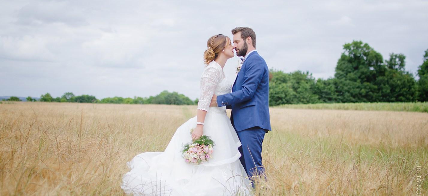 Photographe mariage - Hélène Gasse dans le Val-d'Oise