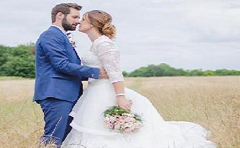Photographe pour mariage Hélène Gasse la garantie d'un album photo de qualité professionnelle.