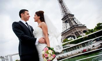 Photographie de mariage romance photo