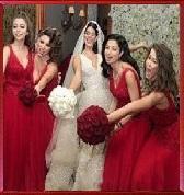 Galerie photos de demoiselles d'honneur, pour le bonheur des mariés et invités !