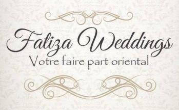 Presentation fatiza weddings faire part oriental mariage 1