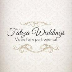 Presentation fatiza weddings faire part oriental mariage