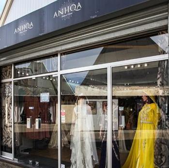 Boutique robes de soirée et caftans Aniiqa 91