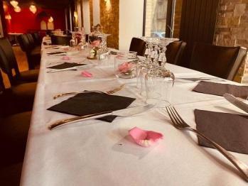 Salle Alcazar resto mariage Stains 93