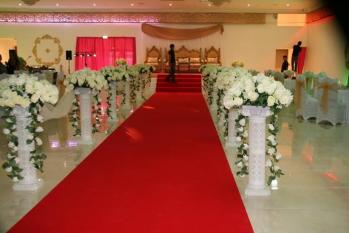 Salle de mariage - Le Shah-Nawaz - Epinay-sur-Seine 93 (Seine-St-Denis)