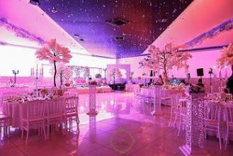 Une très belle salle de réception, pour un très beau mariage dans le 77