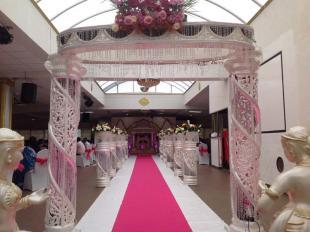 Vitrine photo et description salle de réception,mariage en Seine-et-Marne 77