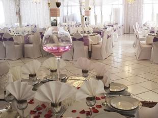 Un projet de mariage privatisé le Tassili réception 78
