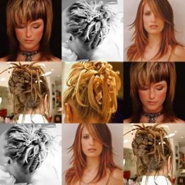 TATIANA coiffure à domicile pour mariage en Seine et Marne
