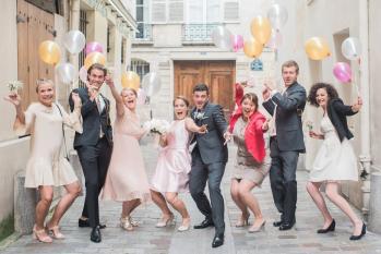 Trentième étage - Photographe pour mariage - paris
