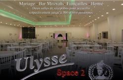 Salle de réception - Espaces Ulysse