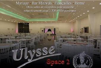 Ulysse Space 77: présentation salle des fêtes.