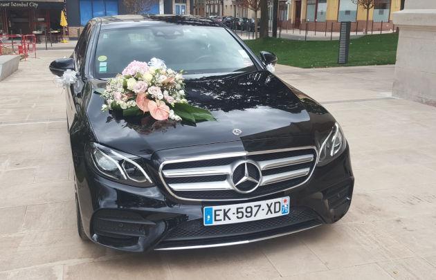 MARIAGE EN MERCEDES CLASSE S350 L