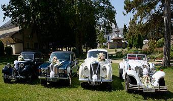 Location Yvelines d'une voiture de mariage...pensez à réserver la votre dès maintenant !