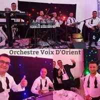 Dj 77 et orchestre Voix d'Orient