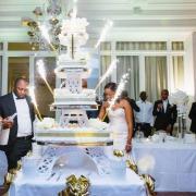 Wedding cake tour eiffel